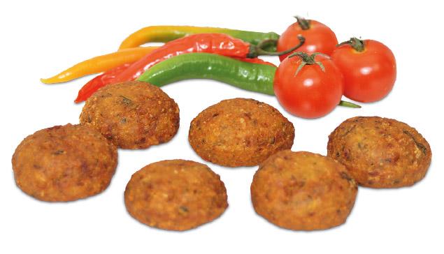 Falafel - Pomarancino