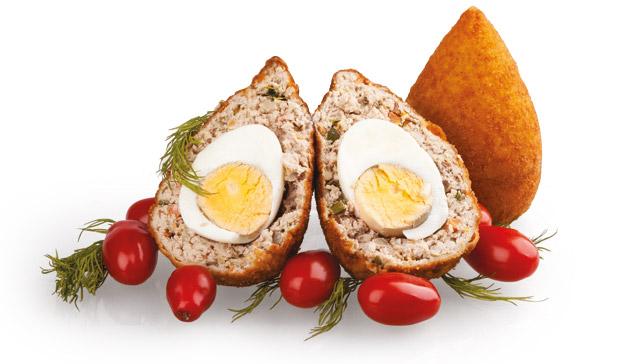 Jajka po szkocku - Pomarancino
